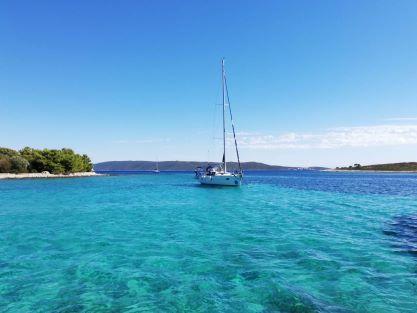 Blue Lagoon Krknjasi Drvenik Veli