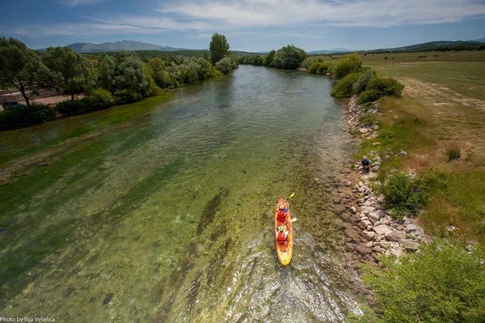 Cetina Canoe Safari Trogir tours
