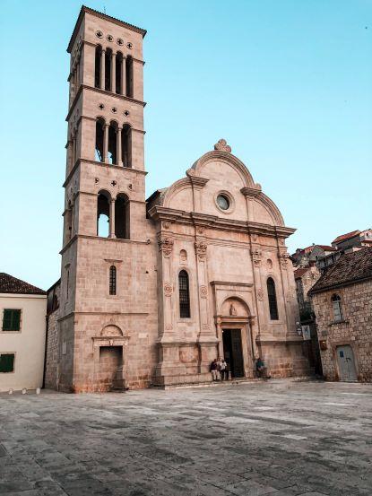 St. Stephens cathedral Hvar