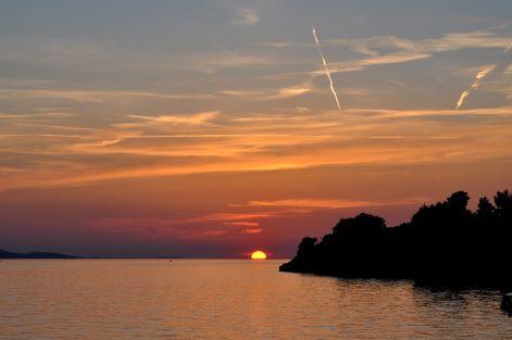 Maslinica sunset tour