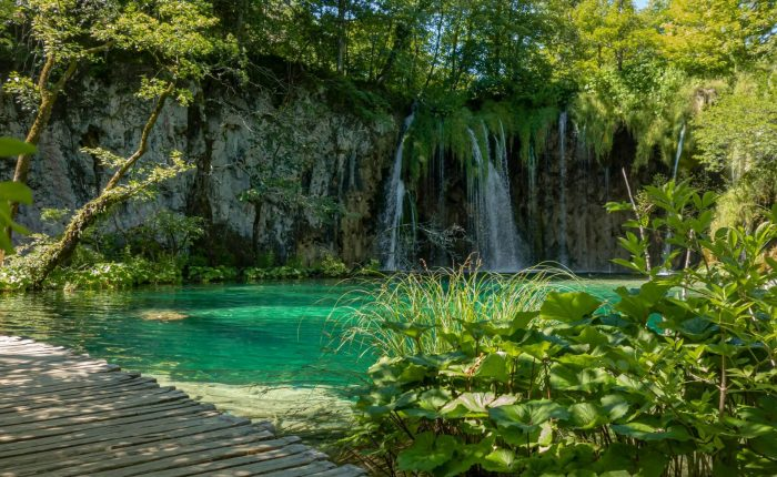 Plitvice lakes private tour from Trogir