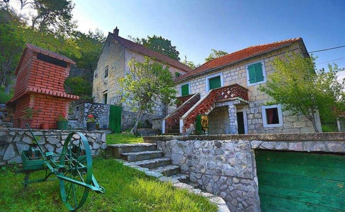 Recreational site Podastrana and Sinj tour