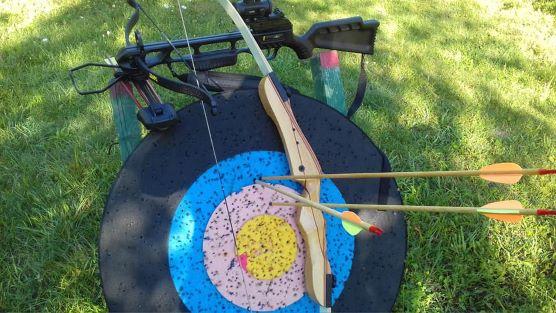 Recreational site Podstrana archering activities