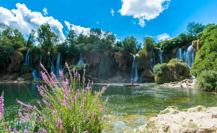 Kravice waterfalls Mostar tour